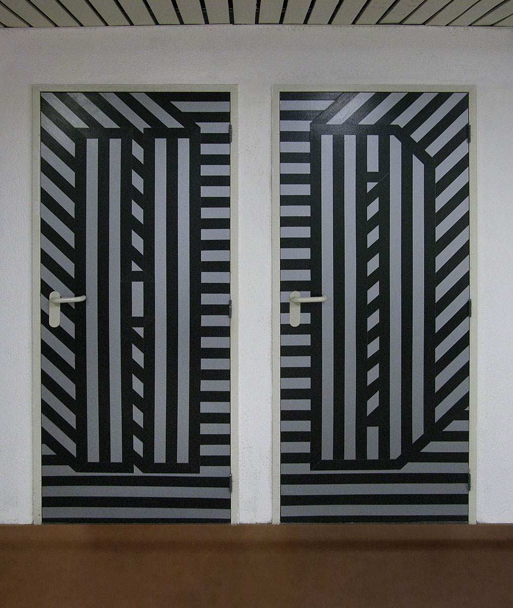 BAUT toilet doors 2012